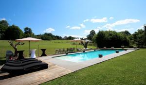 Domaine du Herlot, Villas  Ferrières - big - 25