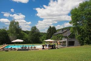 Domaine du Herlot, Villas  Ferrières - big - 28