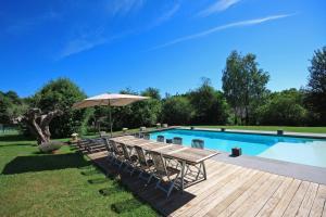Domaine du Herlot, Villas  Ferrières - big - 14
