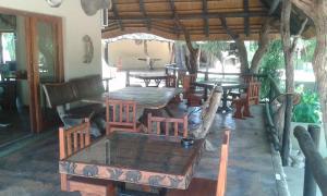 African Extreme Safaris bush lodge