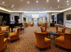 Отель Москва Марриотт Новый Арбат - фото 24