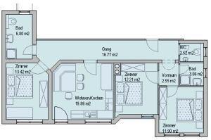 Apartment Zell am Ziller 4