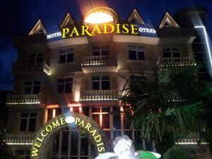 Отель Paradise - фото 6