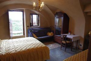 Hotel Ristorante La Font, Hotely  Castelmagno - big - 12