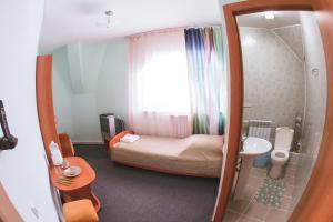 Гостиница Абзаково Уикенд - фото 18