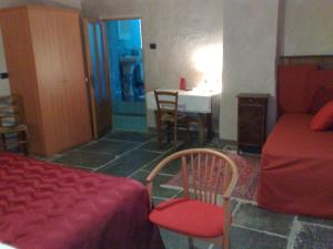 Hotel Ristorante La Font, Hotely  Castelmagno - big - 16