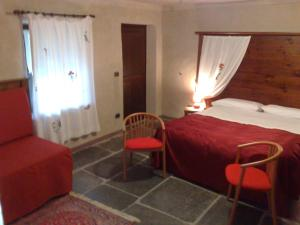 Hotel Ristorante La Font, Hotely  Castelmagno - big - 15