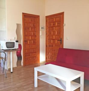 Separates Wohnzimmer Estudio en la Plaza Mayor I