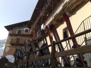 Hotel Ristorante La Font, Hotely  Castelmagno - big - 29
