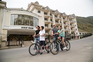 Jannat Resort, Resort  Alamedin - big - 25