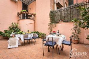 Green Apartments Rome, Dovolenkové domy  Rím - big - 31