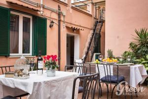 Green Apartments Rome, Dovolenkové domy  Rím - big - 34