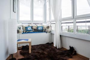 Апартаменты С террасой - фото 9