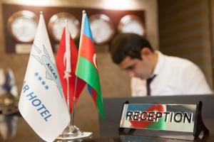 Отель Askar - фото 3