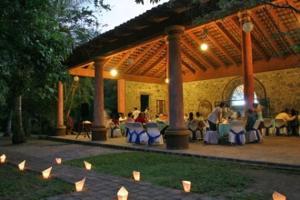 Hotel Carrizal Spa, Lodge  Jalcomulco - big - 36