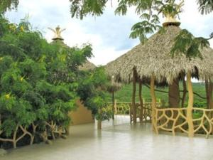 Hotel Carrizal Spa, Lodge  Jalcomulco - big - 38