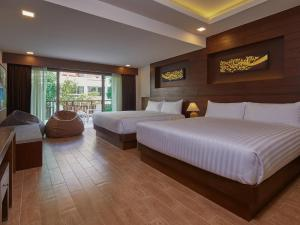 The Agate Pattaya Boutique Resort, Resorts  Pattaya South - big - 10