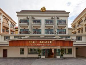 The Agate Pattaya Boutique Resort, Resorts  Pattaya South - big - 45
