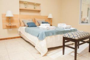 Apart Hotel Savona, Aparthotels  Capilla del Monte - big - 31