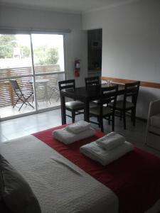 Apart Hotel Savona, Aparthotels  Capilla del Monte - big - 27