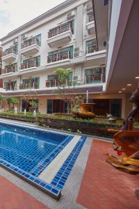 The Agate Pattaya Boutique Resort, Resorts  Pattaya South - big - 62