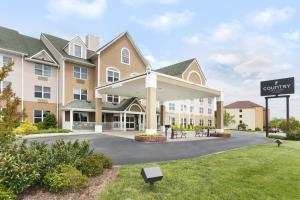 Country Inn & Suites by Radisson, Burlington (Elon), NC - Hotel - Burlington