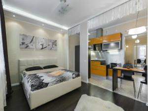 Apartments near underground station Avtovo