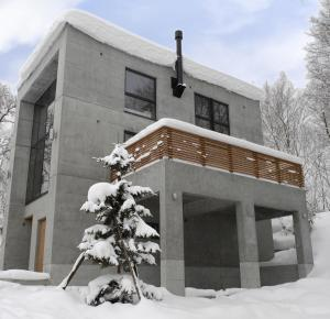 Konkuriito Houses - Apartment - Niseko