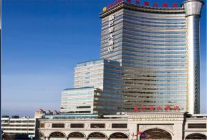 New Paris Hotel Harbin