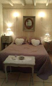 Chambres d`hôtes Shabby, Bed & Breakfasts  Salles-d'Aude - big - 17