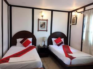 New Lao Paris Hotel, Penziony – hostince  Vientiane - big - 3