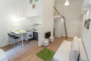 Studio in the Heart of the City, Apartmanok  Budapest - big - 1