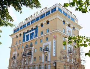 Отель HELIOPARK Residence