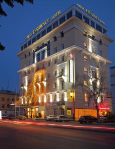 Отель HELIOPARK Residence - фото 7