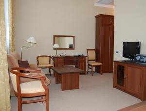 Отель HELIOPARK Residence - фото 15