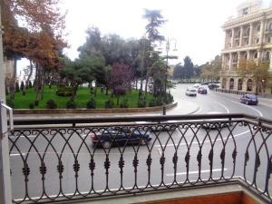 Апартаменты Малакан, Баку