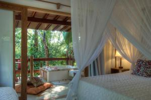 Casa Natureza Brasil Guest House, Penzióny  Arraial d'Ajuda - big - 28