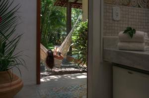 Casa Natureza Brasil Guest House, Penzióny  Arraial d'Ajuda - big - 16