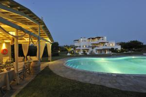 Ammos Naxos Exclusive Apartments & Studios, Apartmánové hotely  Naxos Chora - big - 102