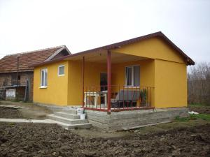 The New Yellow House Borovan