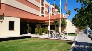 阿雅蒙提中心酒店 (Ayamonte Center)
