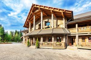 Koivulahden Rapukartano - Hotel - Mänttä