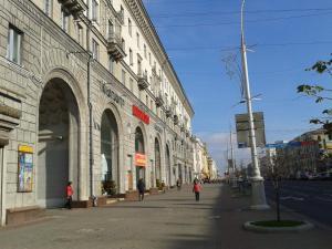 Апартаменты Luxury studio Minsk - фото 14