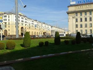 Апартаменты Luxury studio Minsk - фото 15