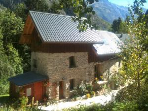 Bourg d'Oisans Studio, Alpesi faházak  Le Bourg-d'Oisans - big - 9