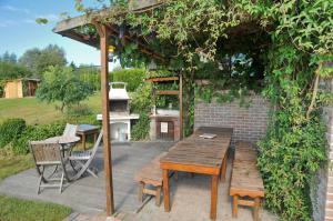 Rotonde, Prázdninové domy  Somme-Leuze - big - 16