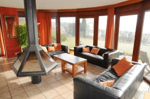 Rotonde, Prázdninové domy  Somme-Leuze - big - 8
