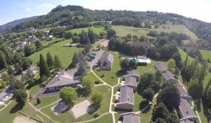 Aux Portes des Monts d'Aubrac, Ferienparks  Espalion - big - 1