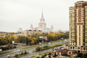 Universitetskaya Hotel, Hotely  Moskva - big - 49