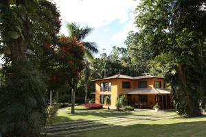 Pousada Solar dos Vieiras, Гостевые дома  Juiz de Fora - big - 42